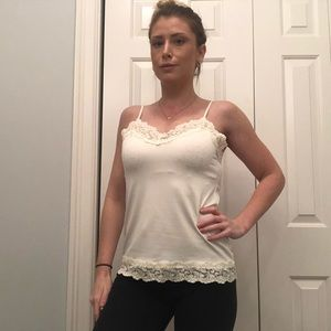Women's tank top / blouse